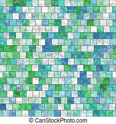 Ceramic tiles - seamlesstexture for your 3d models