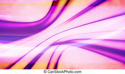Abstract Loop Fast Flowing Colors Animated Background