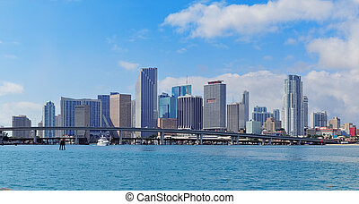 Miami skyscrapers