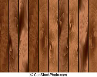 wooden background - Realistic background of the dark boards