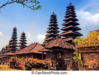 Taman Ayun Temple (Bali, Indonesia) - Taman Ayun Temple in...
