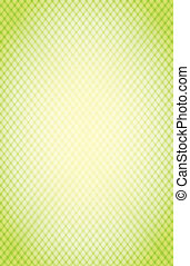 green pattern illustration