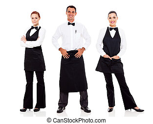 cameriere, cameriera
