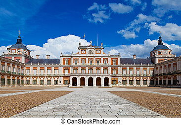 Royal Palace of Aranjuez, Madrid, Spain