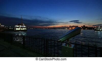 passenger ship at the istanbul Turkey