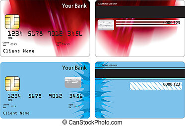 Credit card - new credit card for your customers