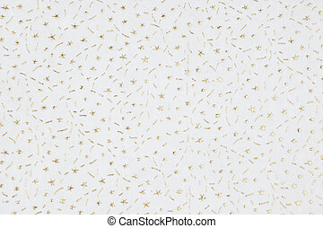 Shooting Stars Rice Paper Background - Natural rice paper...