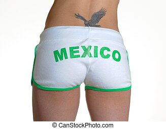 Mexique, short