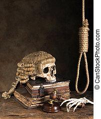 mortos, penalidade