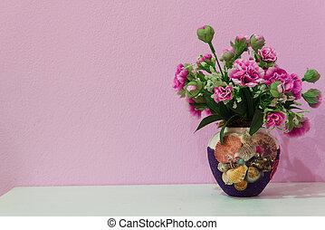 fake flower - beautiful fake flower