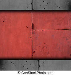 texture brown background metal rust rusty old paint grunge...