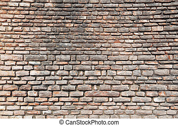 Wall of stone - The city wall of stone