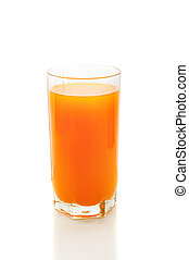 Glass with multifruit juice - Glass with fresh multifruit...