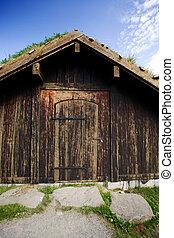 Historic Norwegian Building