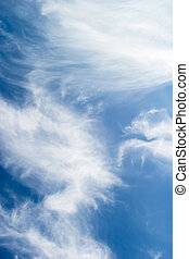 Cloud Abstract - A cloud abstrct background image with...