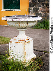 Old Waterfountain