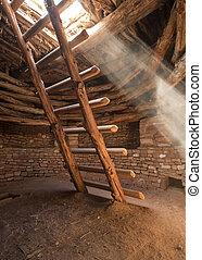 Three Kiva Ruins - SE Utah