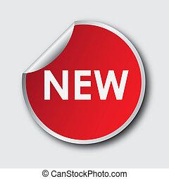 sticker new