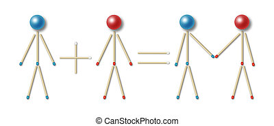 simple couple equation - simple equation of a couple...