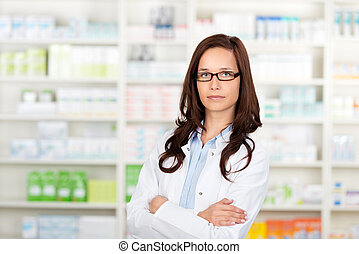 Doctor in pharmacy