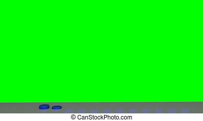 Chart - Animation - Blue - Chart - Animation - Green...