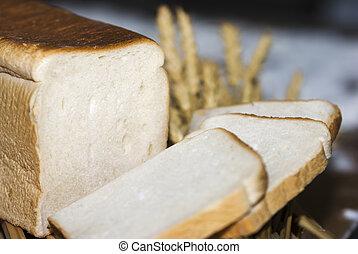 artisan bread - different types of freshly baked artisan...