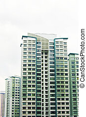 Singapore Government apartments