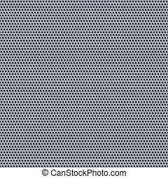 Tight Metal Grill Pattern