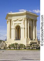 Arc de Triomphe, in Peyrou Garden, Montpellier, France