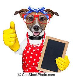 狗, 家庭主婦