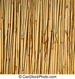 straw reed background texture pattern