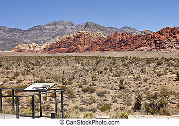 Red Rock Canyon Nevada.