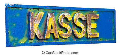 German cashpoint - kasse - Kasse is german cashpoint This...