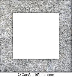 Concrete Pattern Frame