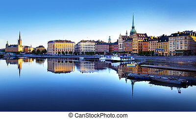 Old Town of Stockholm