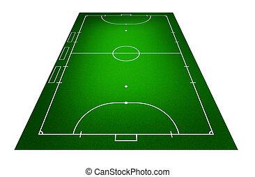 Futsal, campo