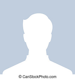 male profile picture