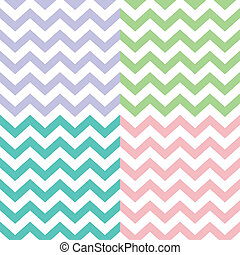 popular zigzag chevron pattern
