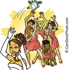 Battle of the Bridesmaids