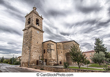 Rivabellosa Church, Alava - Photographs of Church...