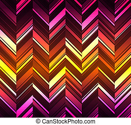 abstract technology vector seamless background. Colorful...