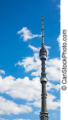 Ostankino Tele Tower Moscow