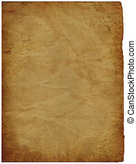 old parchment paper - great image of some old parchment...