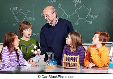 Chemie, Klasse