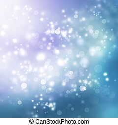 Abstract soft lights background - Abstract Lights on Purple...