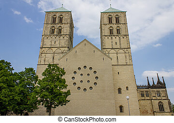 St.-Paulus-Dom Muenster Germany