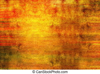 Abstract art background - Abstract art vintage textured...