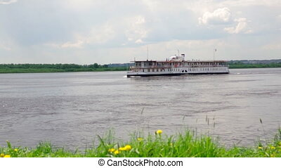 old steamship cruise - old steamship cruise Northern...