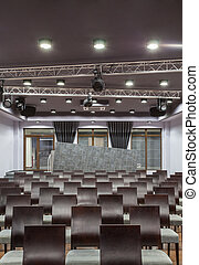 Woodland hotel - Conference hall with arranged seats