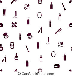 drugstore seamless pattern